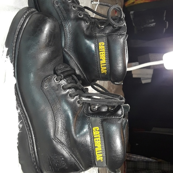2895c47e45f Caterpillar Steel Toe Boots